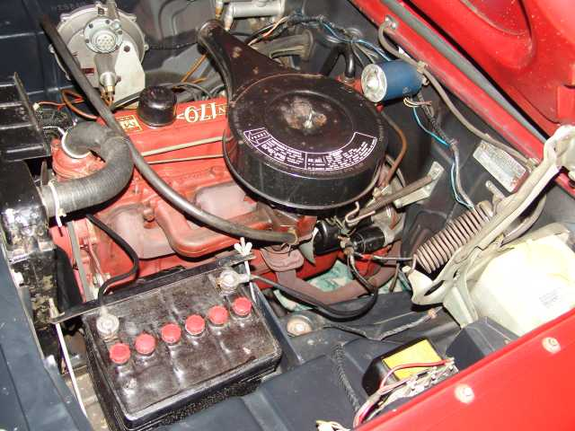 Engine Bay Cleaning >> Engine Bays - EH Holden Car Club of Victoria Inc