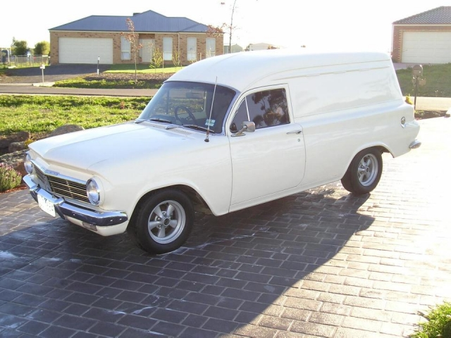 Panel Vans Eh Holden Car Club Of Victoria Inc